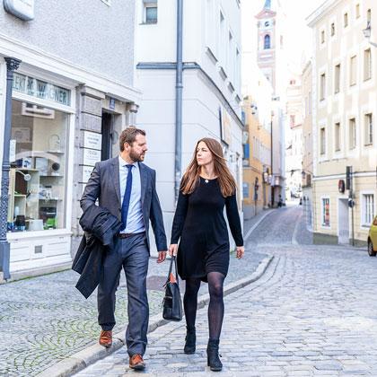 Cordula und Christoph Schima | Ihre Anwälte in Passau