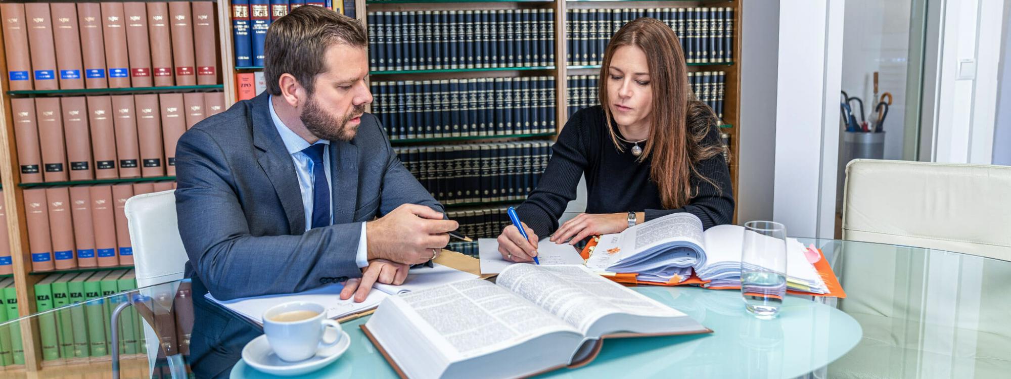 Anwälte der Rechtsanwaltskanzlei Schima in Passau