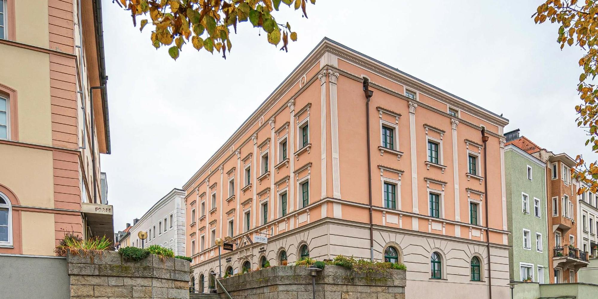 Anwaltskanzlei an der Donaulände Passau | Schima Rechtsanwälte